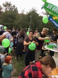 Grünes Kinderfest Boxhagener Platz