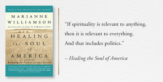 HEALING THE SOUL OF AMERICA: Reclaiming Our Voices As
