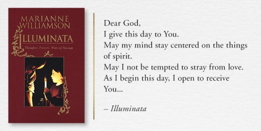 ILLUMINATA: Thoughts, Prayers, Rights of Passage - Marianne