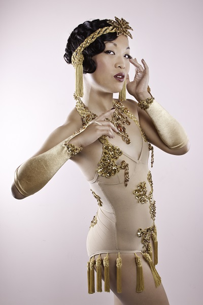 Marianne Cheesecake is a show-stopping vintage dancer