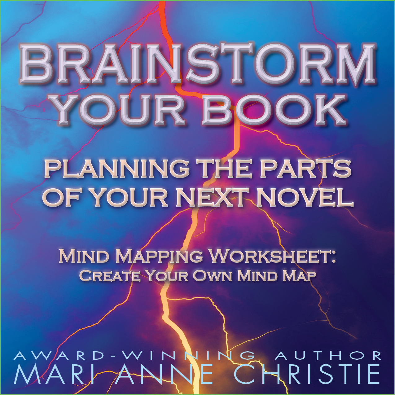 Brainstorm Your Book Mari Anne Christie