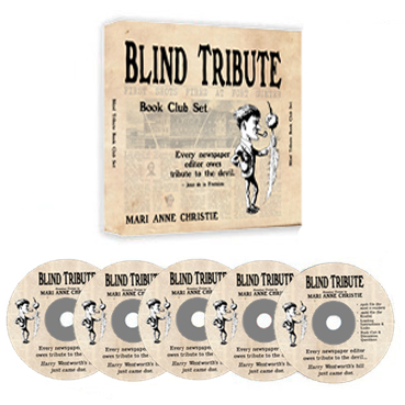 Blind Tribute Book Club Set