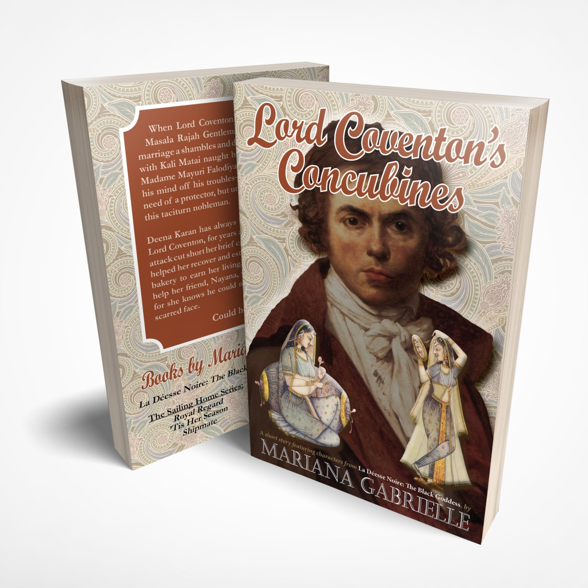 Lord Coventon's Concubines Paperback