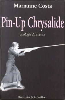 Pin-Up Chrysalide, poèmes, Maelstrom éditeur.