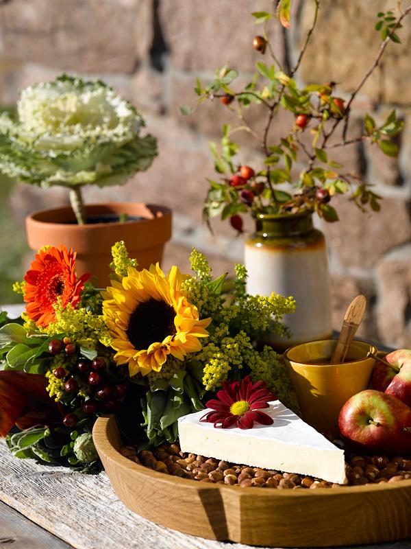 HØSTINSPIRASJON: Dekk et vakkert høstbord
