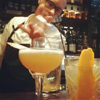 Oppskrift på whiskydrinken Lynchburg Lemonade