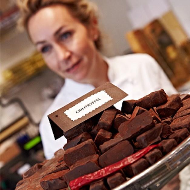 Sjokolade i Gøteborg