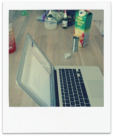 min hverdag som passiv blogger