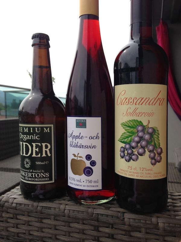 Idemagasinet om vin laget på annet enn druer - allergitips