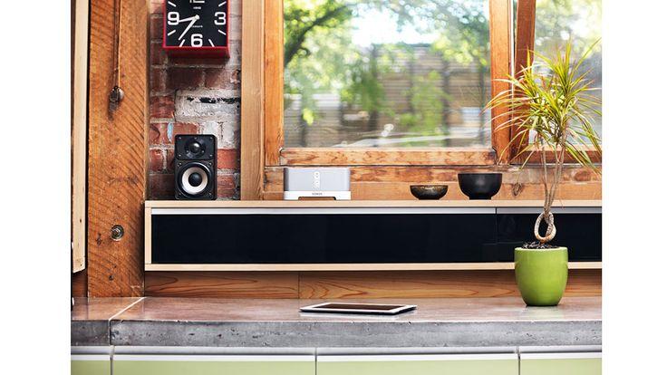 Idemagasinet tipser om SONOS musikkanlegg i interiøret