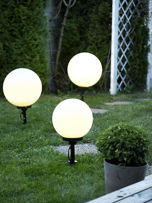 Idemagsinet tipser om utendørs belysning