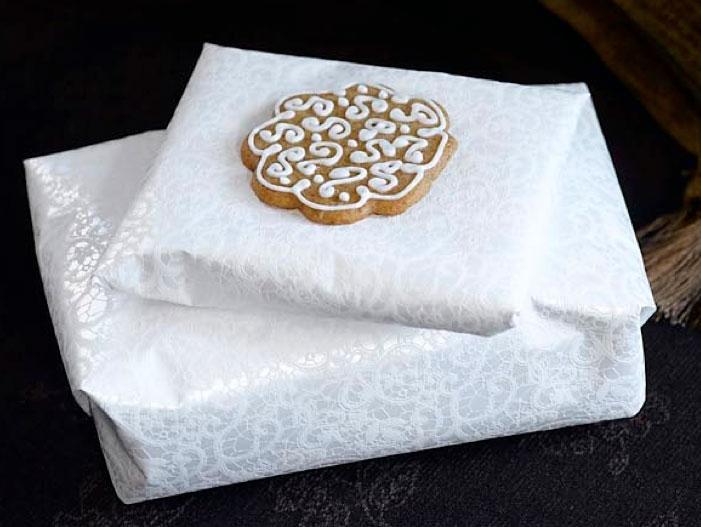 Ingeniørfruens pakker med pepperkaker