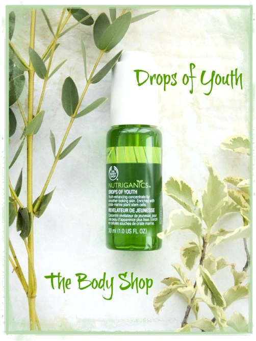 Ingeniørfruens nye Drops of Youth fra The Body Shop