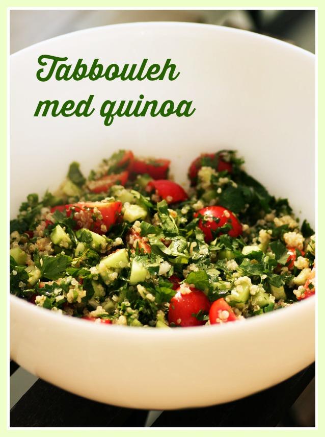 mat med quinoa