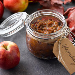 Sunn-oppskrift-på-sukkerfri-eplechutney
