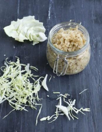 Oppskrift-på-melkesyregjæret-eller-fermentert-surkål