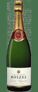 Drikke til julematen: Boizel brut reserve