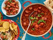 Oppskrift på Mexican Sausage Chili