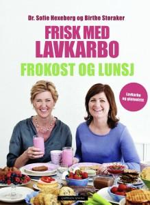 LAVKARBO-BOK FRISK MED LAVKARBO Frokost og lunsj