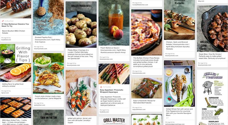 GRILLSKOLEN – Idemagasinets grilloppskrifter på Pinterest