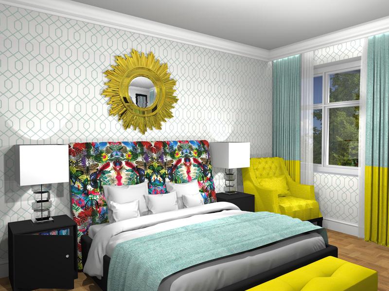 INTERIØRTIPS-Hotellstil-på-soverommet