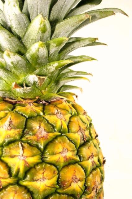 KJERRINGRÅD - Ananas mot halsbrann