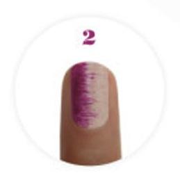 DIY-Negler-med-børsteeffekt, trinn 2