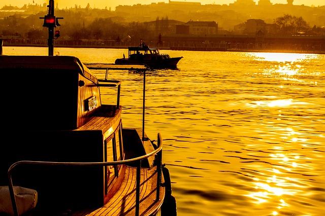 Reisetips til Istanbul - båttur