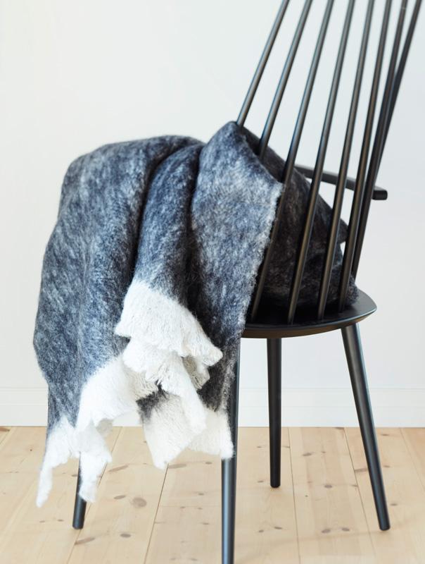 INTERIØRTIPS Høstens nyheter 2015 fra Høie - Lofoten pledd