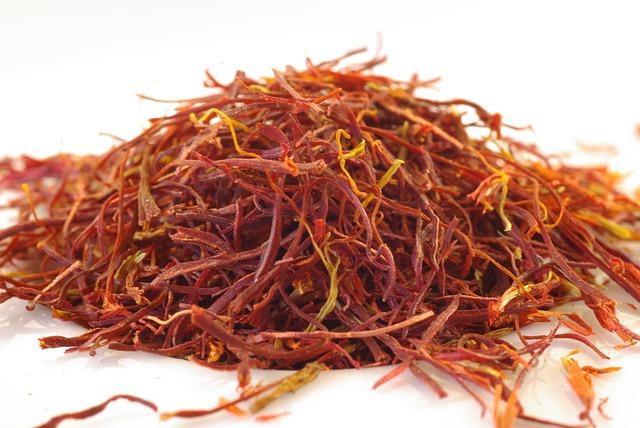 Food pairing - gode smakskombinasjoner med safran