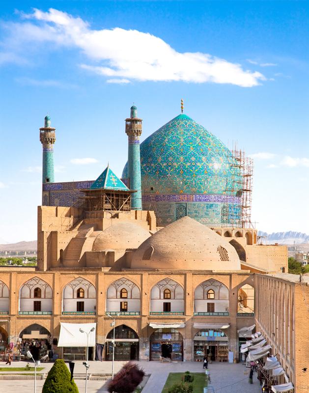 REISETIPS IRAN Isfahan Foto Escape