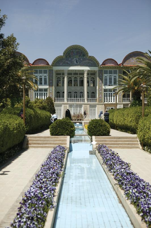 REISETIPS: Shiraz i Iran