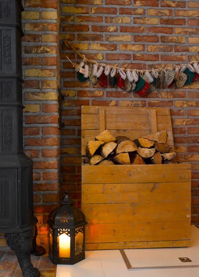 004 INTERIØRTIPS - Hjemme hos Bente - rustikk og romantisk jul ved Mjøsa