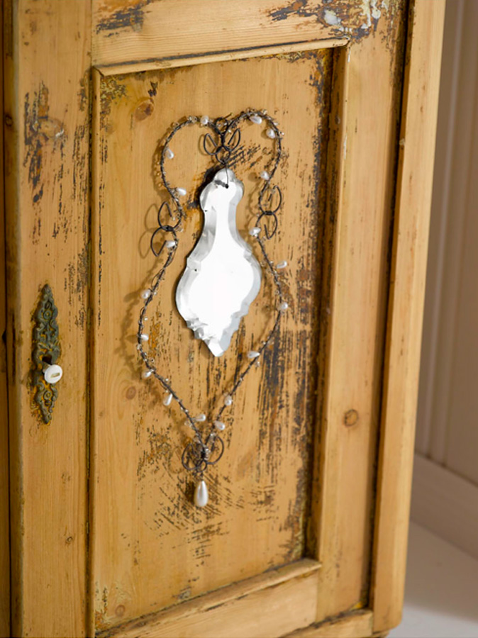 007 INTERIØRTIPS - Hjemme hos Bente - rustikk og romantisk jul ved Mjøsa-