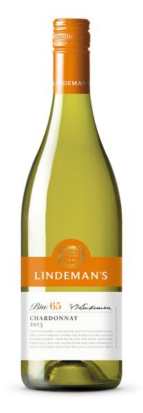 HVITVIN TIL TORSK - Lindemans Bin 65 Chardonnay 2015, Australia