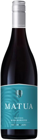 Matua Marlborough VIN TIL PINNEKJØTT - Pinot Noir 2014. New Zealand, Marlborough