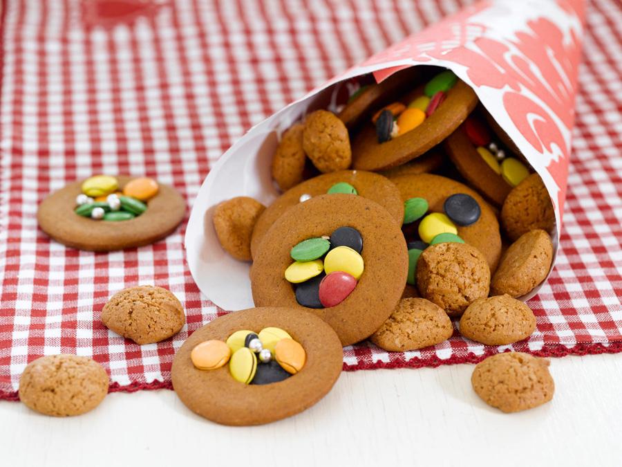 Pepperkaker-med-godteri
