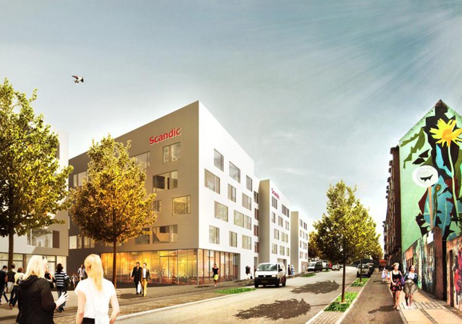 REISE - Hotte hoteller i Danmark - Scandic