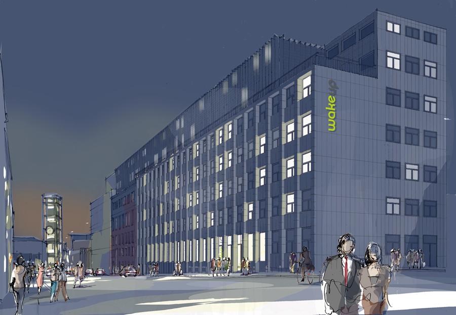 REISE - Hotte hoteller i Danmark - Wakeup