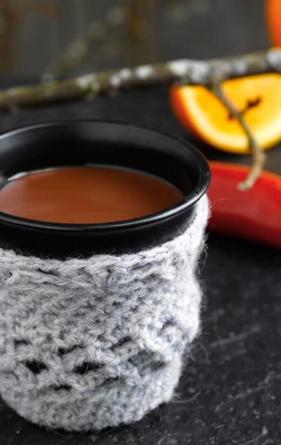 Turmat på hytta - kakao med chili og appelsin