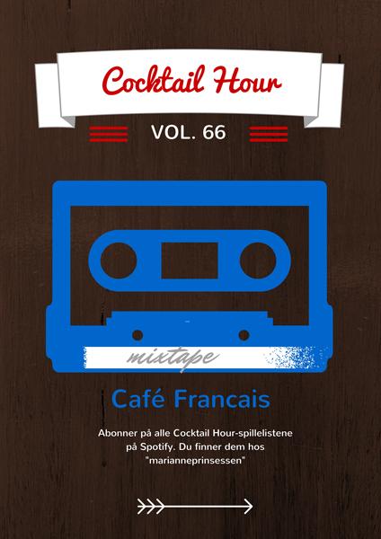 Cocktail Hour Vol 66 - Paris Francais