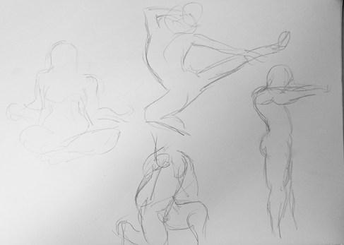 <30 sec sketches