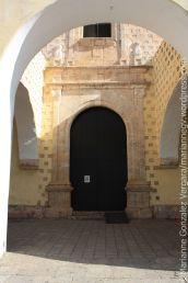Valladolid, Yucatan-Mexico Former Convent of San Bernardino de Siena