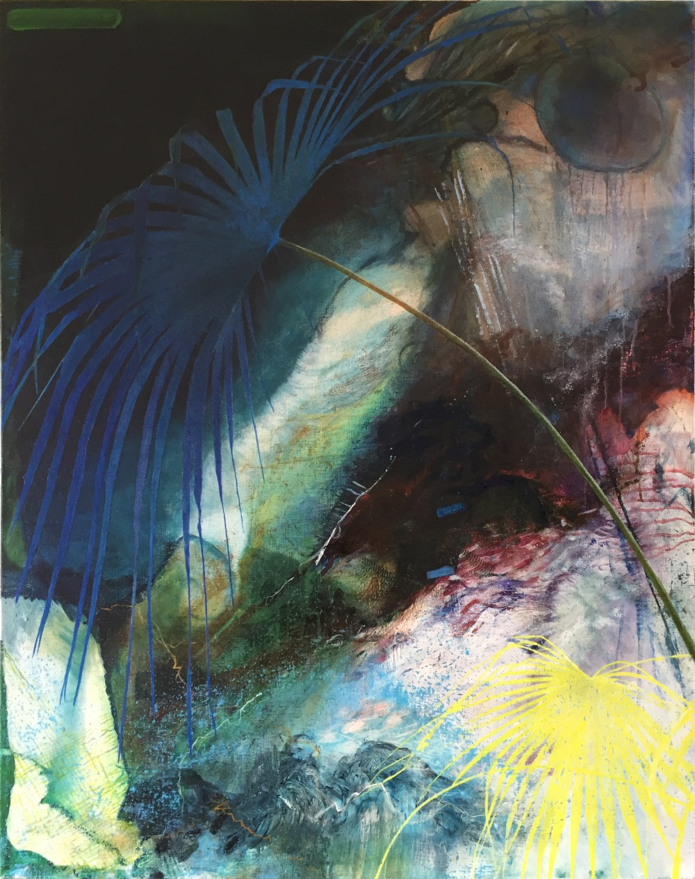 Collecting fragility painting
