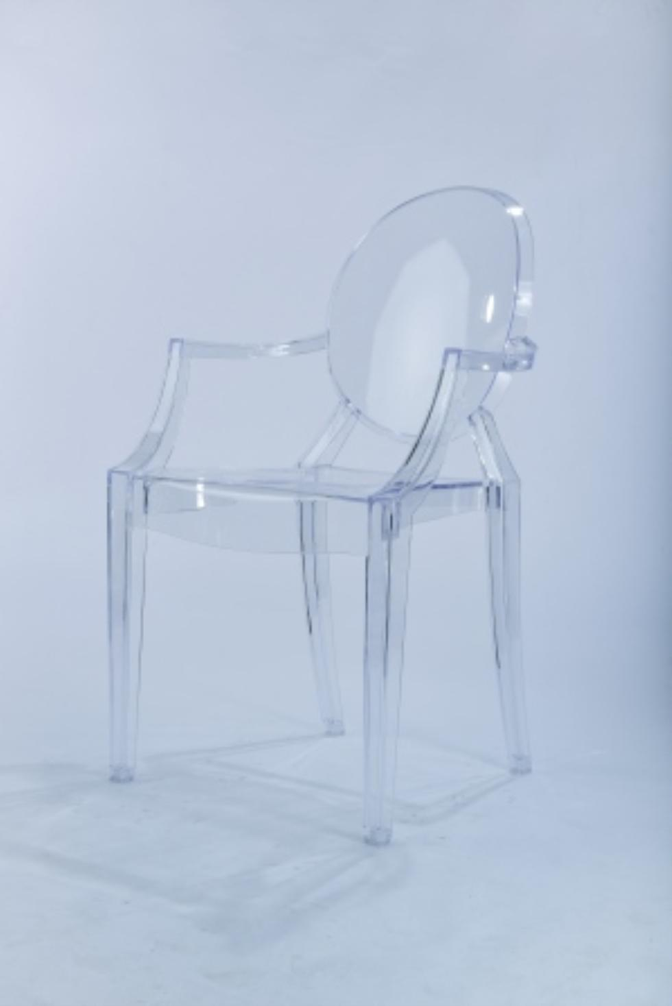 ghost chair stool pottery barn everywhere marianne's rentals - acrylic chair: clear