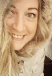 2. februar – En dame i godt humør