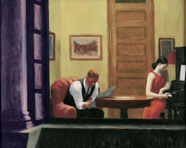 Edward Hopper New York