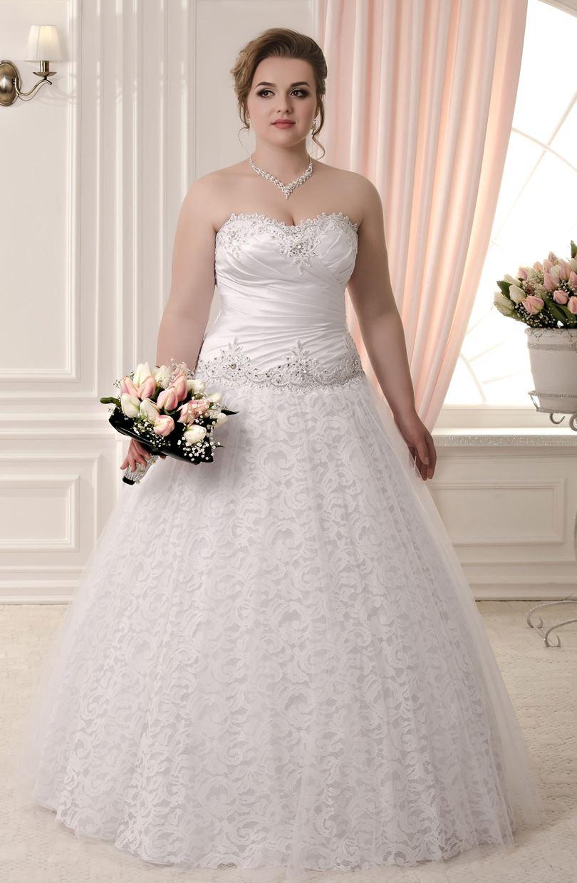 Vestidos de novia talla grande... no todo esta hecho para delgadas ...