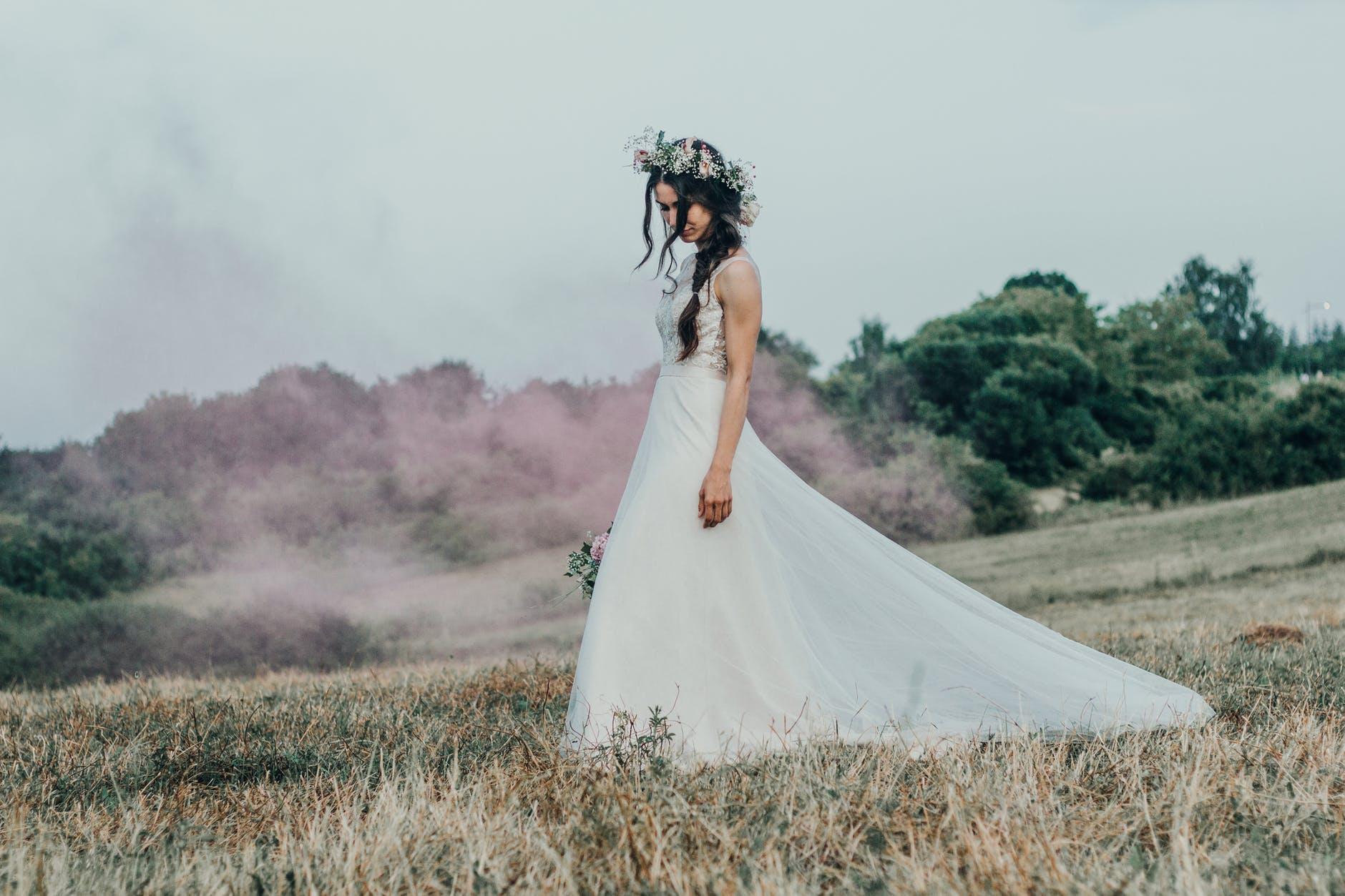 Vestidos de novia de firma y exclusividad. - Marián Novias