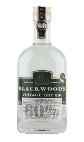 Comprar Blackwood's Strong (ginebra escocesa) - Mariano Madrueño